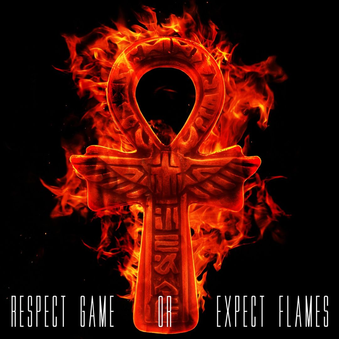 Casual & J. Rawls - Respect Game Or Expect Flames (Front)