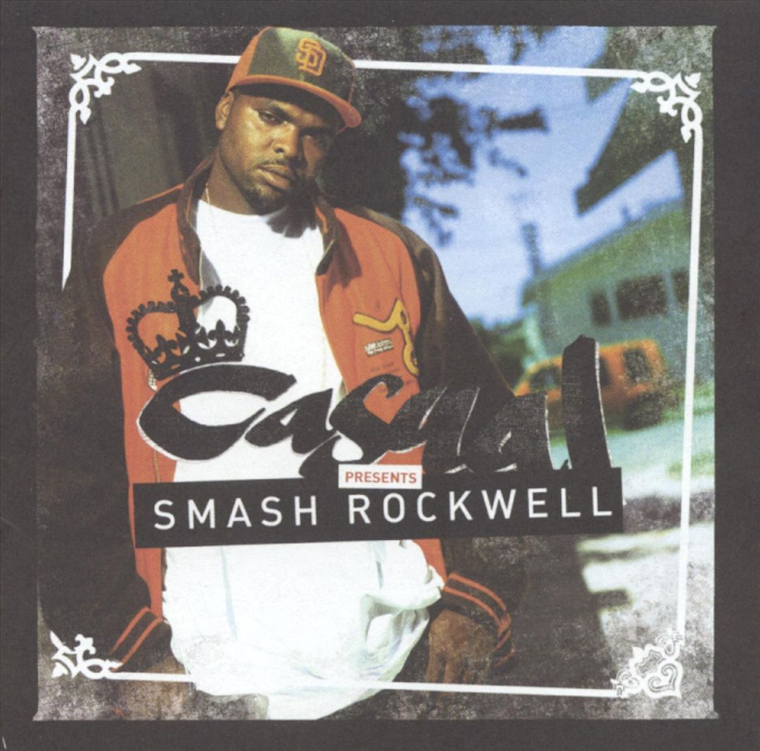 Casual - Smash Rockwell (Front)