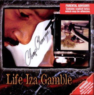 Chap Cheezee - Life Iza Gamble (Front)