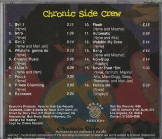 Chronic Side Crew - Focus (Back)