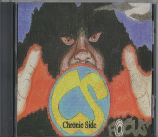 Chronic Side Crew - Focus (Front)