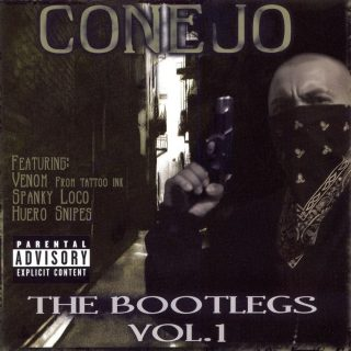 Conejo - The Bootlegs Vol. 1 (Front)