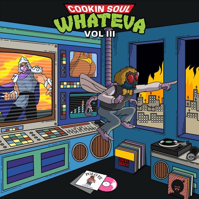 Cookin Soul - Whateva, Vol. 3