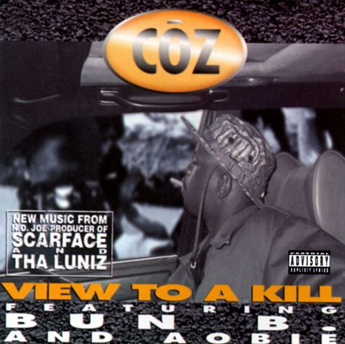 Coz - View To A Kill (Front)