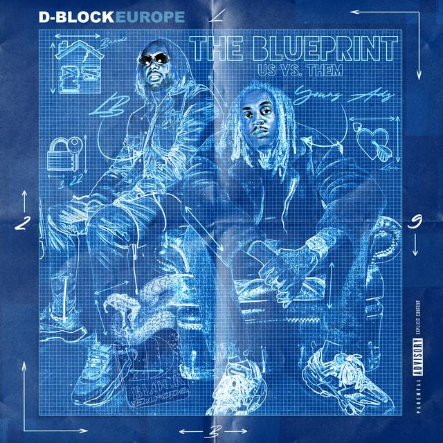 D-Block Europe - The Blue Print – Us Vs. Them