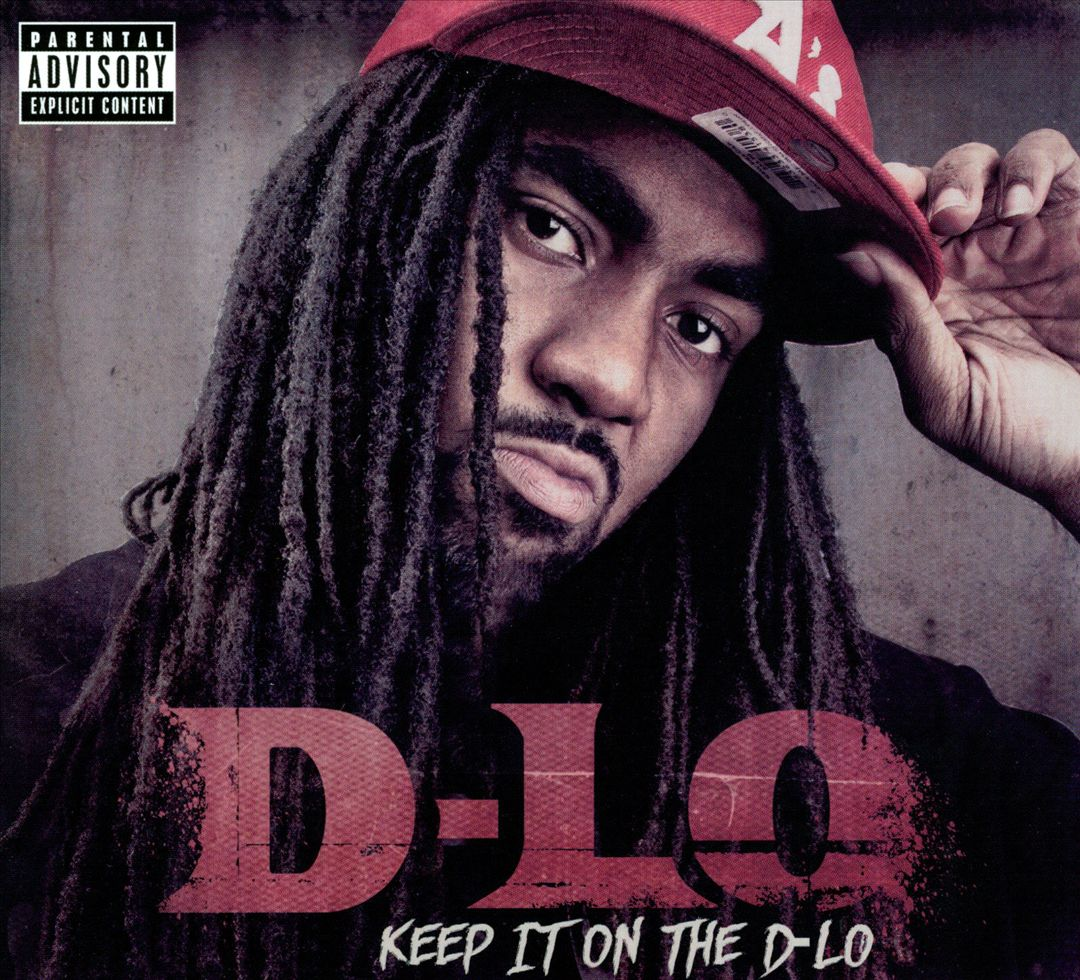 D-Lo - Keep It On The D-Lo (Front)