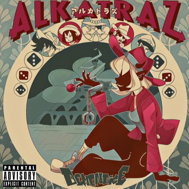 DEMONDICE - Alkatraz