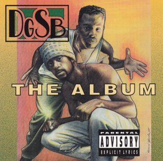 DGSB The Album Front
