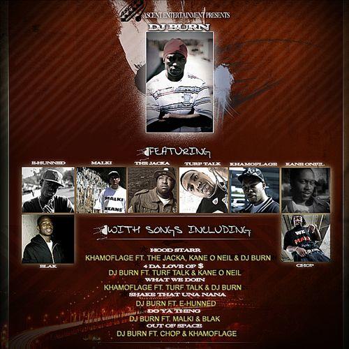 DJ Burn - Ascent Entertainment Presents