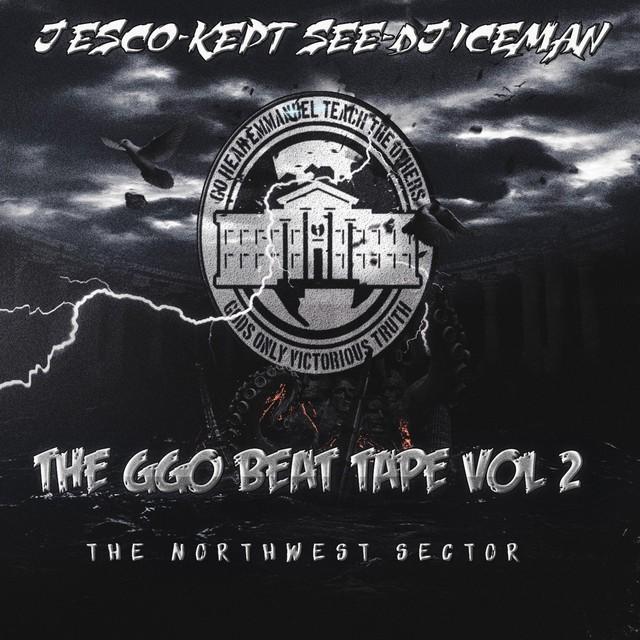 DJ Iceman - The GGO Beat Tape Vol 2-The Northwest Sector