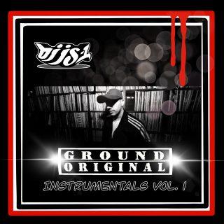 DJ JS-1 - Ground Original Instrumentals Vol 1