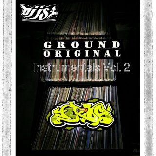 DJ JS-1 - Ground Original Instrumentals Vol 2