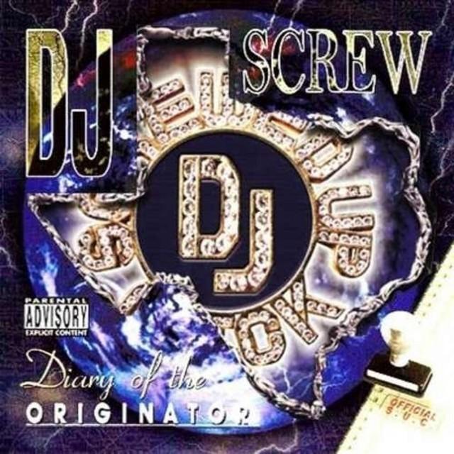 DJ Screw - Diary Of The Originator Chapter 57 - Wineberry Over Gold