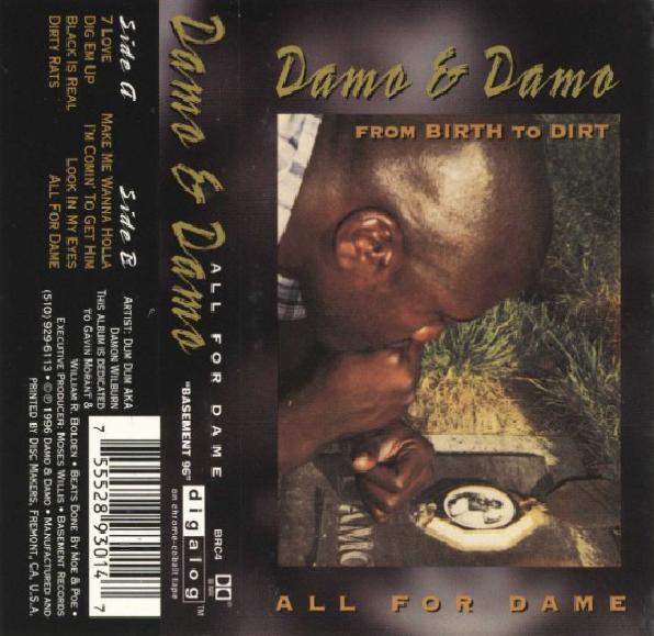 Damo & Damo - All For Dame