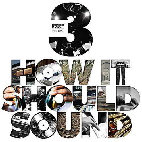 Damu The Fudgemunk - How It Should Sound, Vol. 3