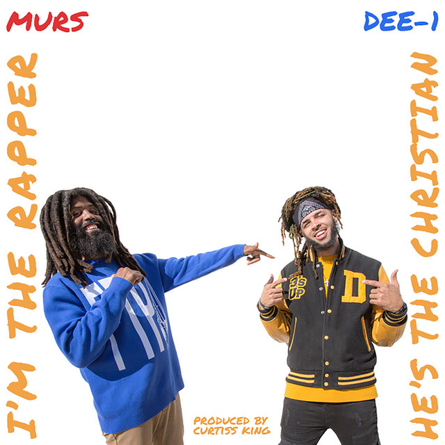 Dee-1 & Murs - He's The Christian, I'm The Rapper