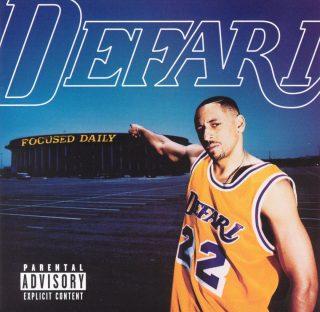 Defari - Focused Daily (Front)