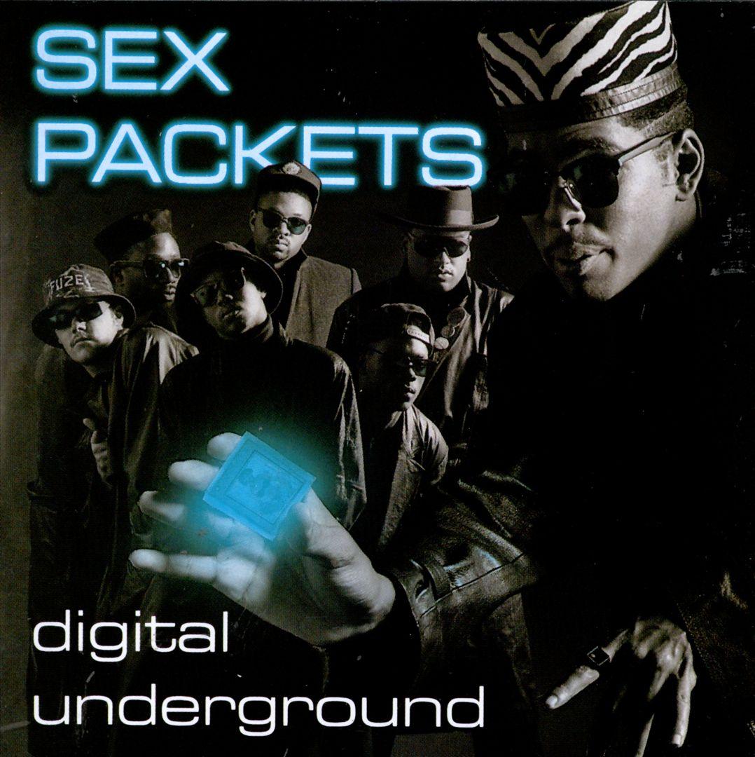 Digital Underground - Sex Packets (Front)
