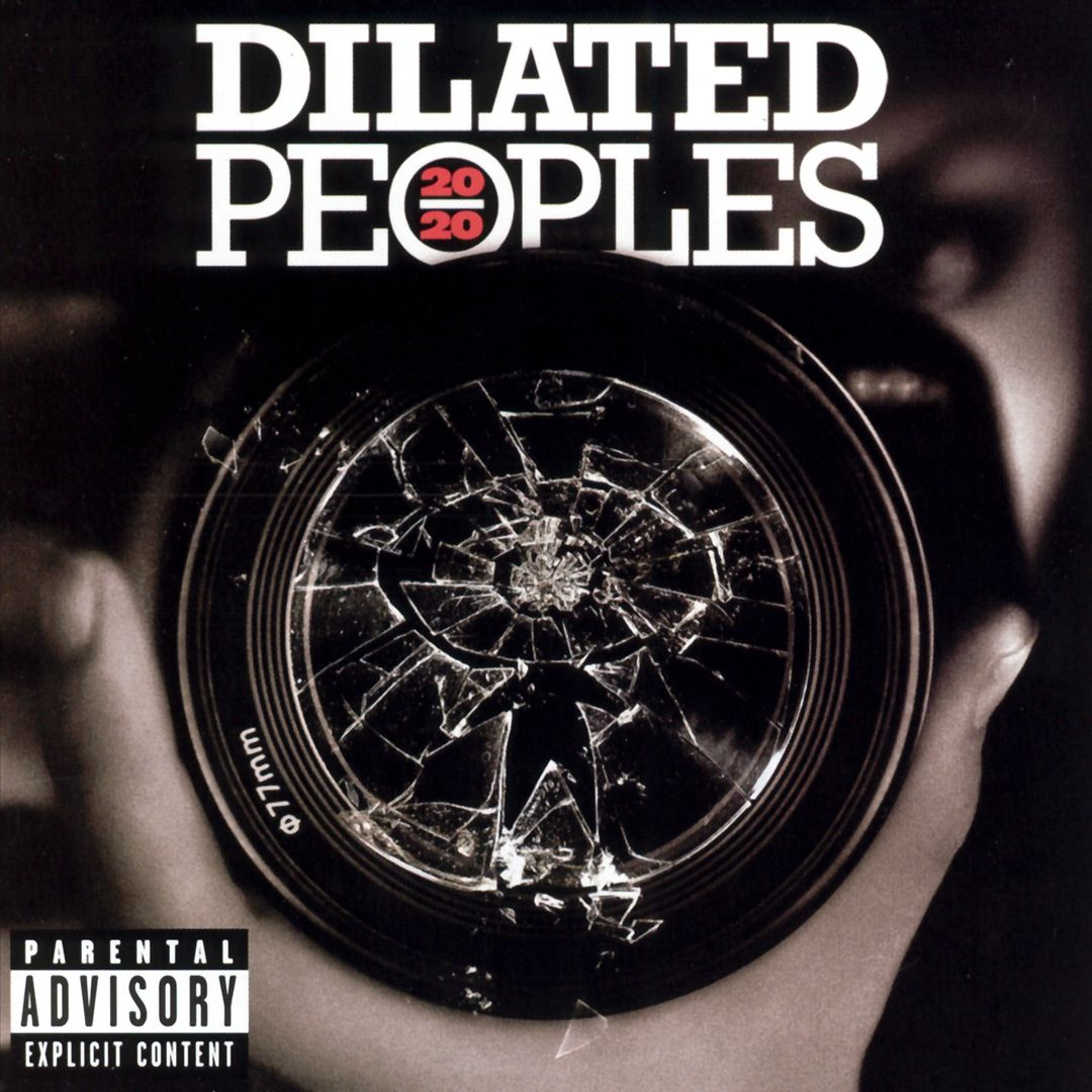 Dilated Peoples - 2020 (Front)
