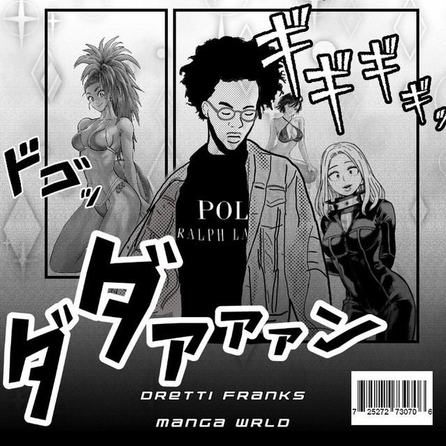 Dretti Franks - Manga Wrld