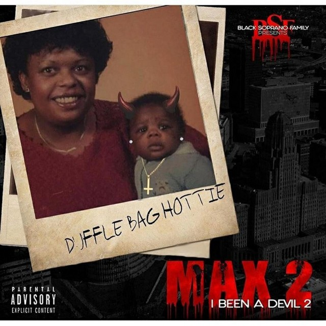 Duffel Bag Hottie - Max 2