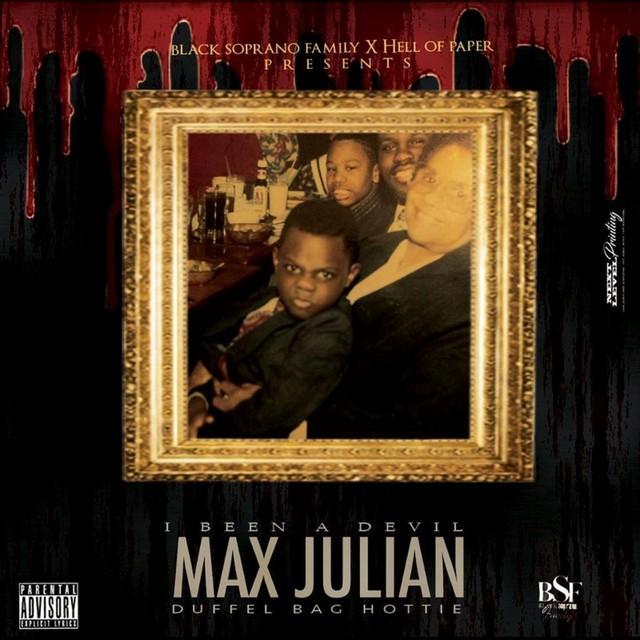 Duffel Bag Hottie - Max Julian