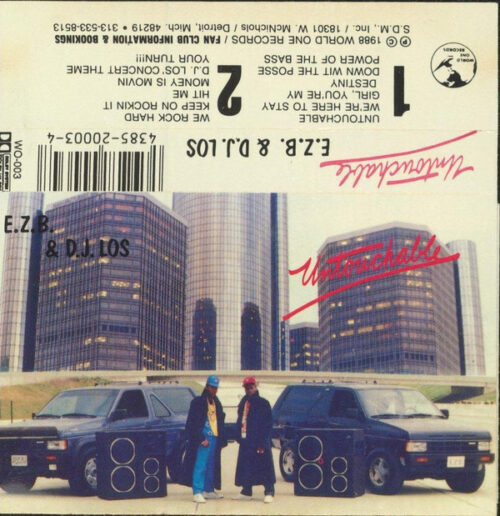 E.Z.B. & DJ Los - Untouchable