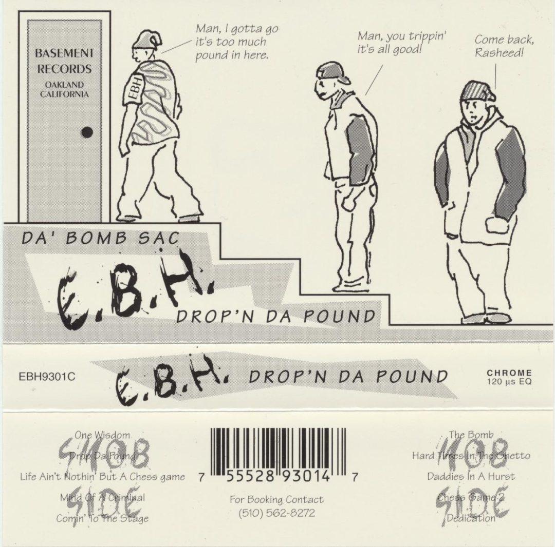 EBH - Drop'n Da Pound