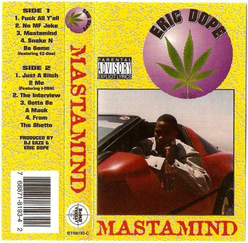 Eric Dope - Mastamind