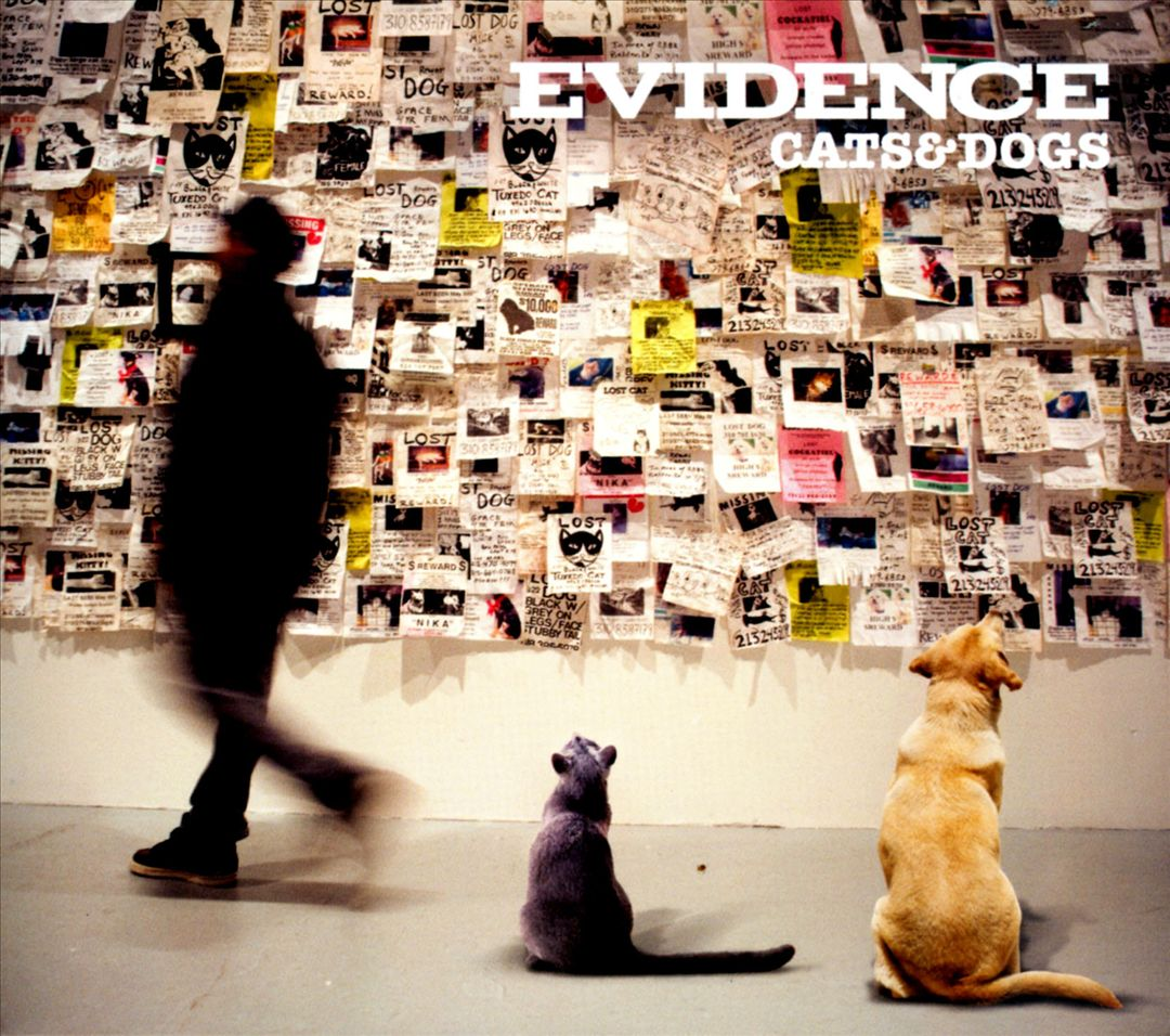 Evidence - Cats & Dogs (Front)