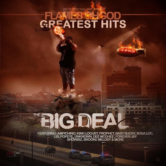 Flames OhGod - The Big Deal Greatest Hits