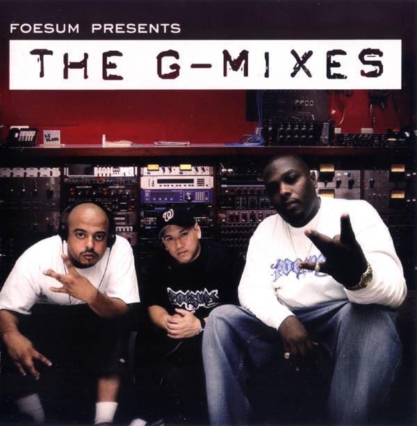 Foesum - The G-Mixes