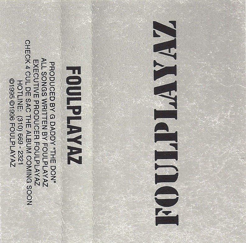 Foulplayaz Foulplayaz