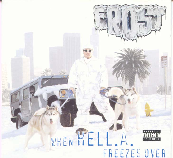 Frost - When HELL.A. Freezes Over (Front)