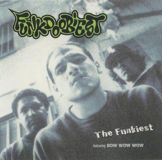 Funkdoobiest - The Funkiest (Front)
