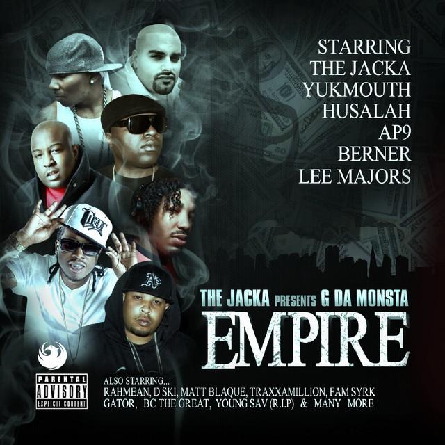 G Da Monsta - The Jacka Presents G Da Monsta - Empire