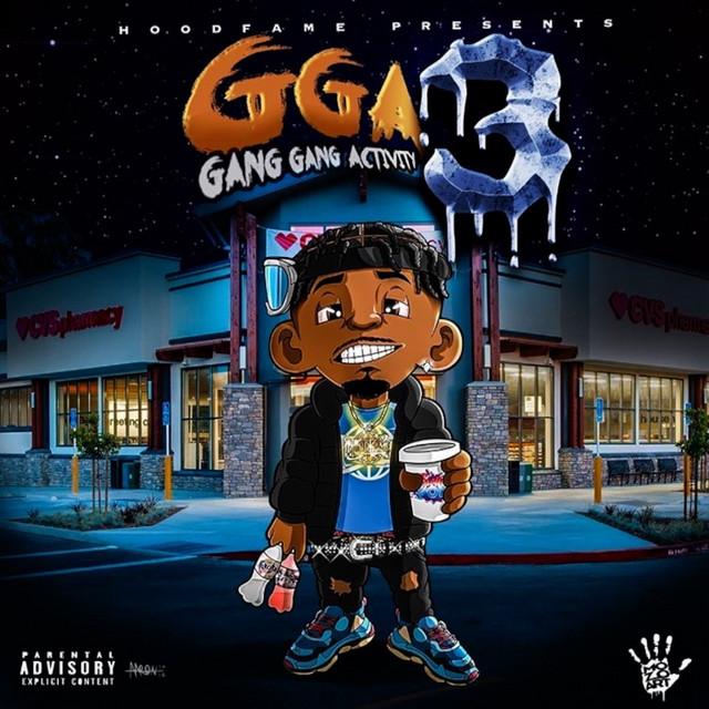 G$ Lil Ronnie - Gga 3 (Gang Gang Activity)