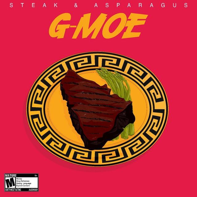 G-Moe - Steak & Asparagus