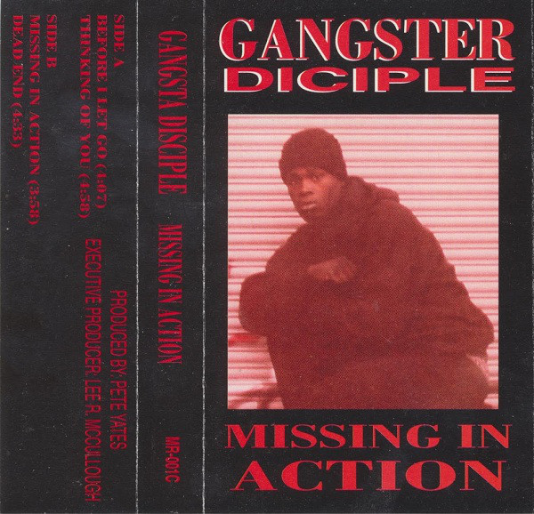 Gangster Diciple - Missing In Action
