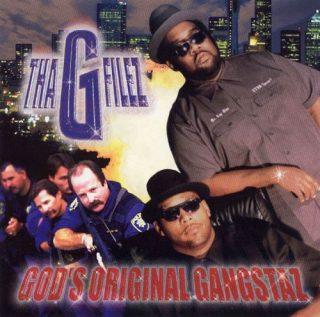 God's Original Gangstaz - Tha G Filez (Front)