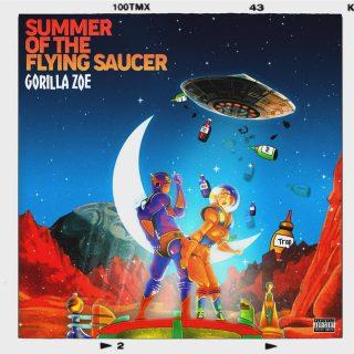 Gorilla Zoe - Summer Of The Flying Suacer