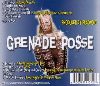Grenade Posse Makin Plenty Power Moves 2