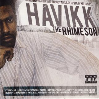 Havikk The Rhime Son - The Rhime Son (Front)