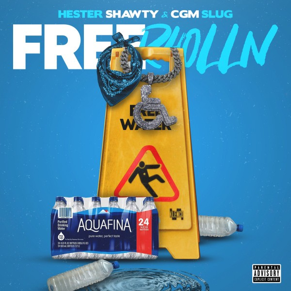 Hester Shawty & Cgm Slug - Free R40LLN