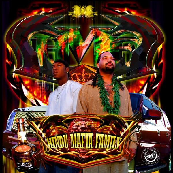 Hindu Mafia Family - C-Bo Presents Hindu Mafia Family (Front)