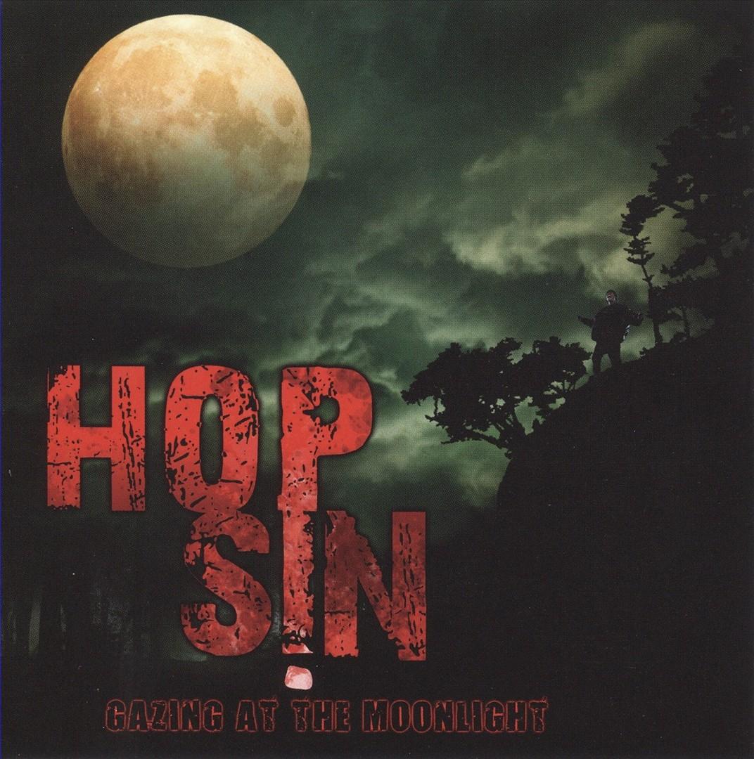 Hopsin - Gazing At The Moonlight (Front)