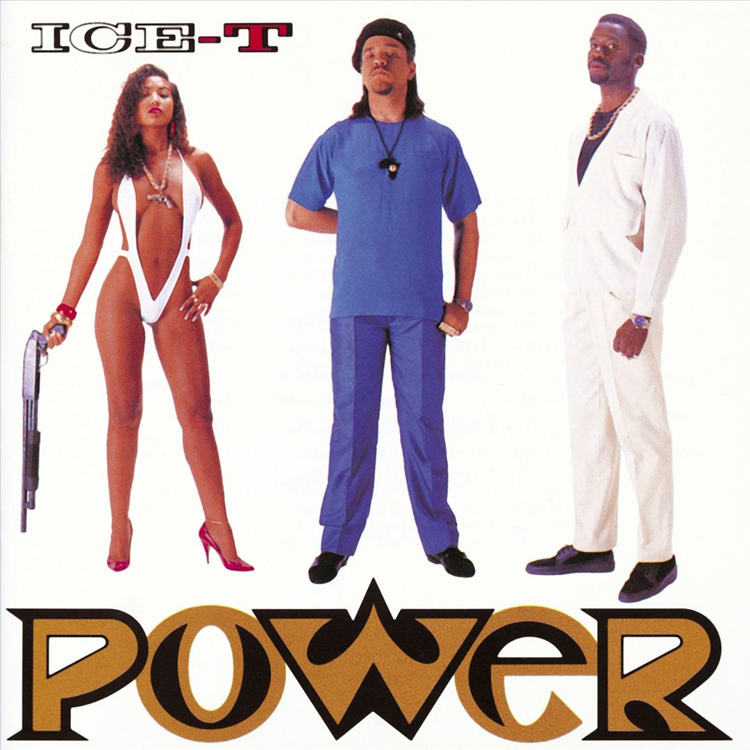 Ice-T - Power (Front)
