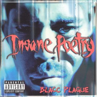 Insane Poetry - Blacc Plague (Front)