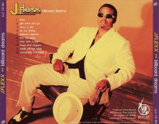 J. Flexx - Billboard Dreams (Back)