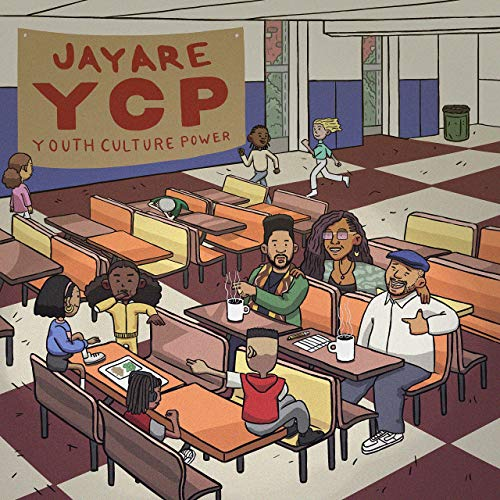 J. Rawls & John Robinson - Youth Culture Power